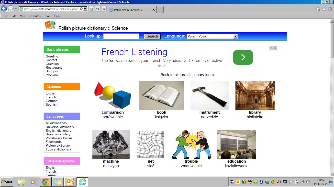 english to polish dictionary online